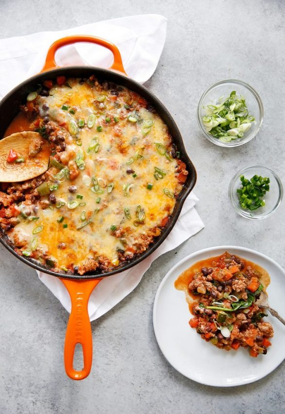 https://lexiscleankitchen.com/30-minute-loaded-taco-skillet/